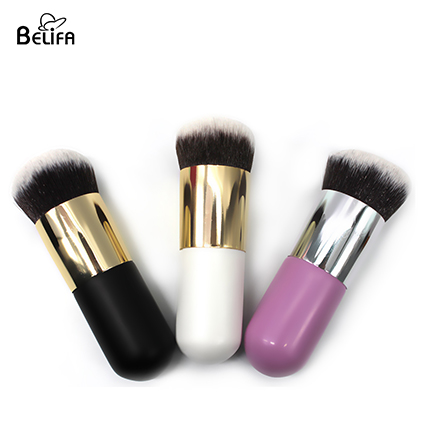 Single powder brush